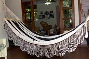 How to Crochet a Toy Hammock | eHow.com
